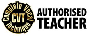 CVT Zertifikat - Authorised Teacher Complete Vocal Technique