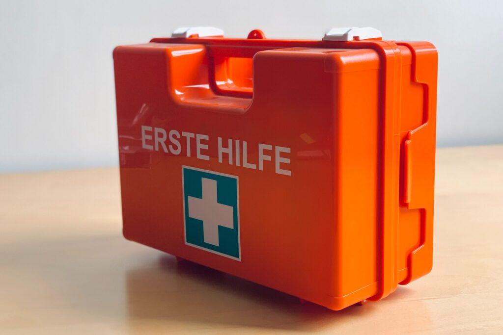 Erste-Hilfe Koffer