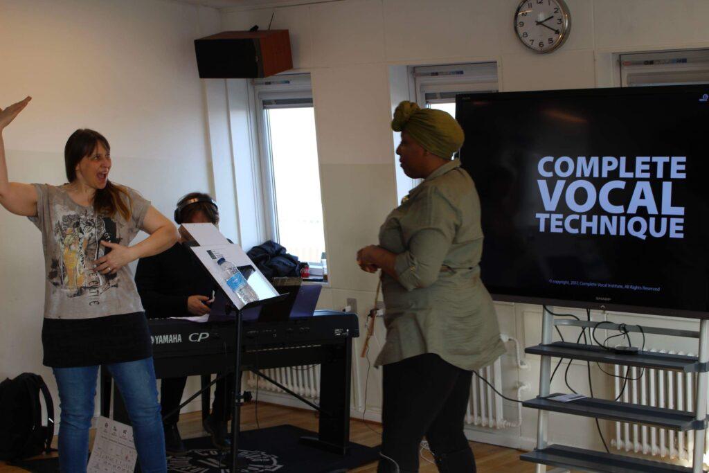 Complete Vocal Technique Unterricht - CVT